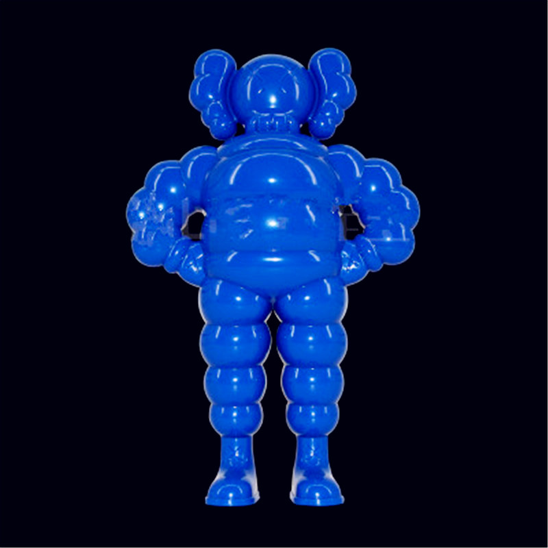 BFF KAWS OriginalFake Medicom Toy Chum Figure Anime Street Art PVC Action Figure Collection Model Toy G1088 2 colour outer space trophy electroplating kaws bape milo kabinett ver medicom toy pvc action figure collection model toy g690