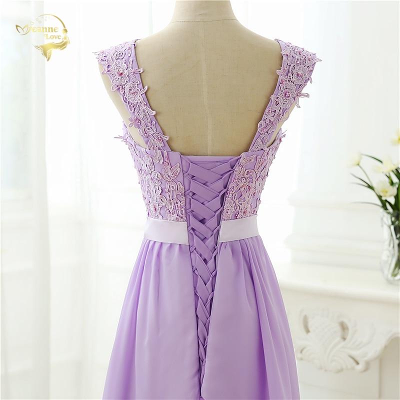 Robe De Soiree Cap Sleeve Lang Formell Kjole 2019 Abendkleider - Spesielle anledninger kjoler - Bilde 6