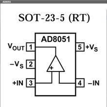 Baru asli AD8051 AD8051ARTZ AD8051ARTZ-REEL7 SOT23-5