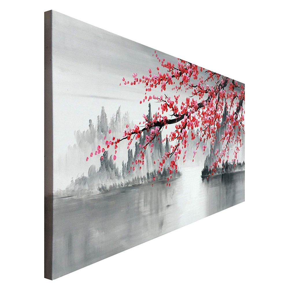Multicolor Multicolor Transer Modern Artwork Wall Art Painting Canvas Painting Wall Paintings Decorative Paintings For Living Room Bedroom 40//50//60cm