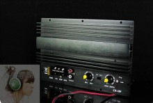 New 450W high power car amplifier / active subwoofer mono amplifier board / main push Subwoofer