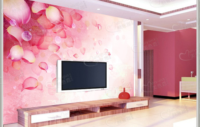 Aliexpress.com : Buy Large custom mural 3D wallpaper romantic ...