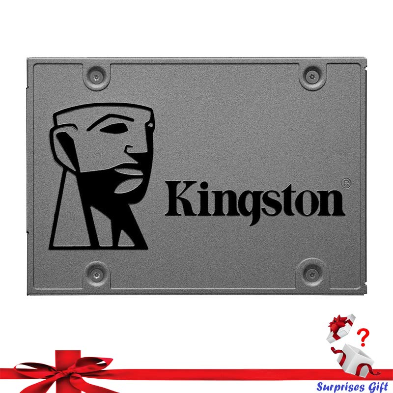 Kingston Digital A400 SSD 120GB 240GB 480GB A400 SATA 3 2.5 inch Internal Solid State Drive HDD Hard Disk HD Notebook PC SSD 120