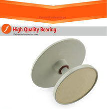 With Quiet Smooth High Quality Bearing Steel Forged DIY Clay Sculpture Pottery Garage Kits Swivel Plate Turntable Plate