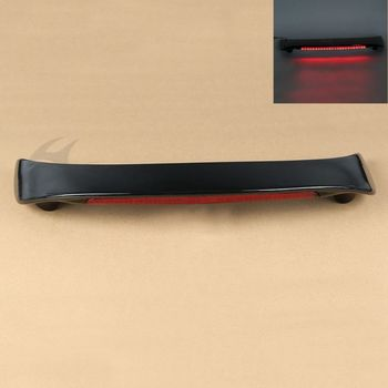 Motorcycle trunk Spoiler with LED Red Lens For Honda GL1800 GL 1800 GOLDWING 2001-2011 2002
