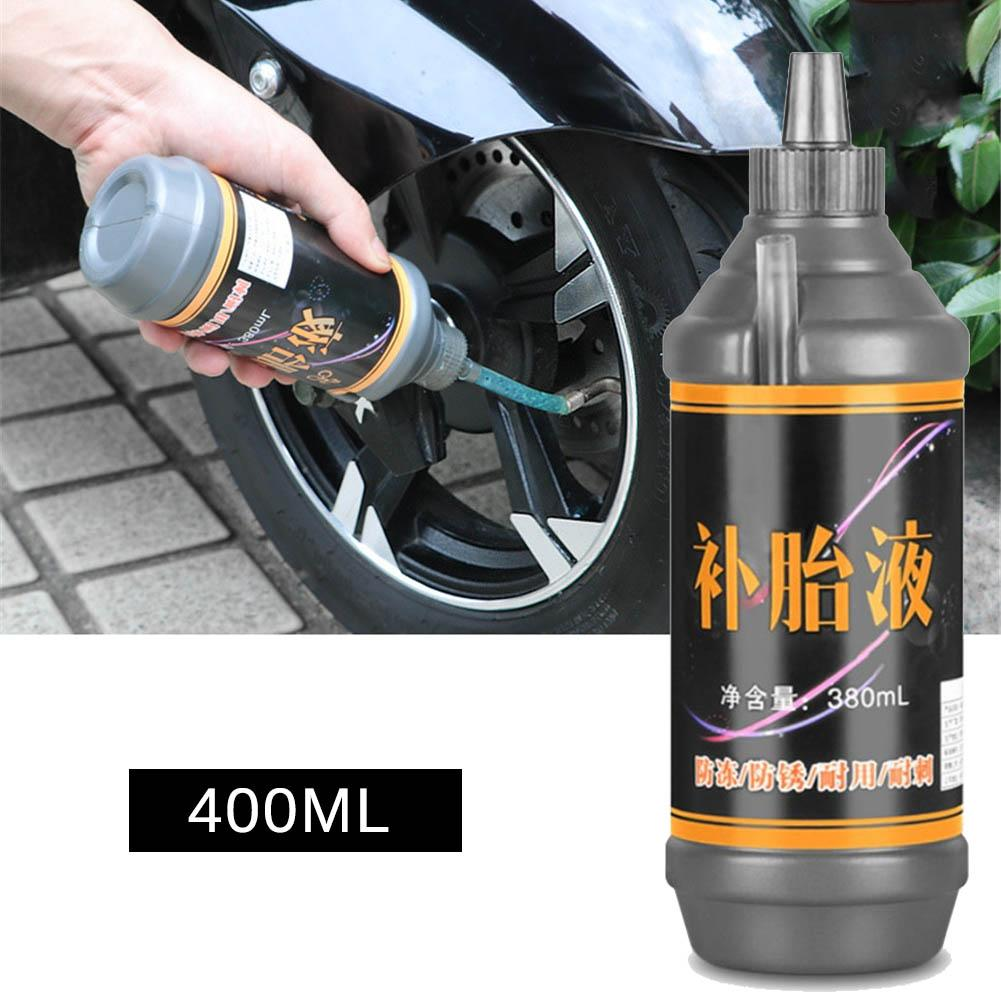 380ML/350ml Vacuum Tire Inner Tube Repair Glue Car Motorcycle Mountain Bike Universal Tire Sealant Repair Fluid Tyre Repair Glue