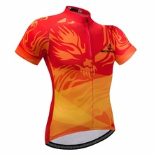Retro Cycling Jersey Men's Cycling Clothing Race Fit Mtb Bike Jersey Maillot Ciclismo Bicycle Jersey Can Be Customized