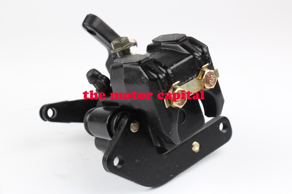 KANDI GO KART BUGGY REAR Brake Caliper for KINROAD TRAILMASTER ROKETA HAMMERHEAD FOR CF150 150R PUNISHER  go-kart