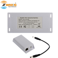 Compatiable 802.3at Gigabit 48V to 24V POE converter 24V 25W or POE splitter 24V 1A for 24V passive POE (4/5+7/8 )