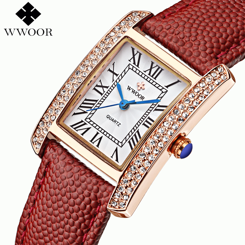 2018 Fashion Women New Dress Watches Luxury Women's Casual Watch Ladies Rhinestone Quartz watch Wristwatches relogio feminino 1000pcs dupont jumper wire cable housing female pin contor terminal 2 54mm new