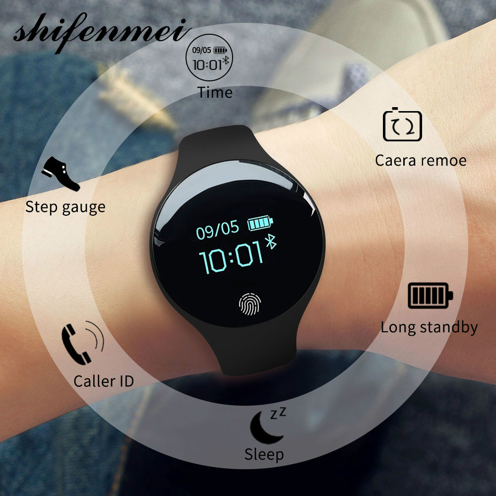 Band Bluetooth Smart Watch for IOS Android Men Women Sport Intelligent Pedometer Fitness Bracelet Watches for iPhone Clock Men
