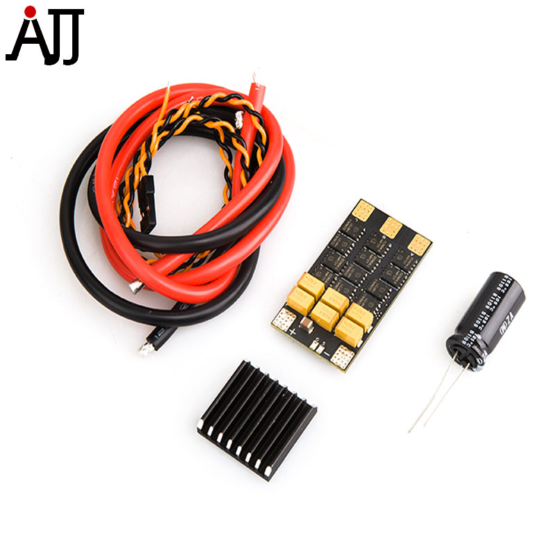 BeeRotor 80A Brushless ESC Speed Controller with OneShot MultiShot DSHOT BLHeli_S 2-8S Lipo BS80A mystery speed controller 80a esc for brushless motors on r c helicopters