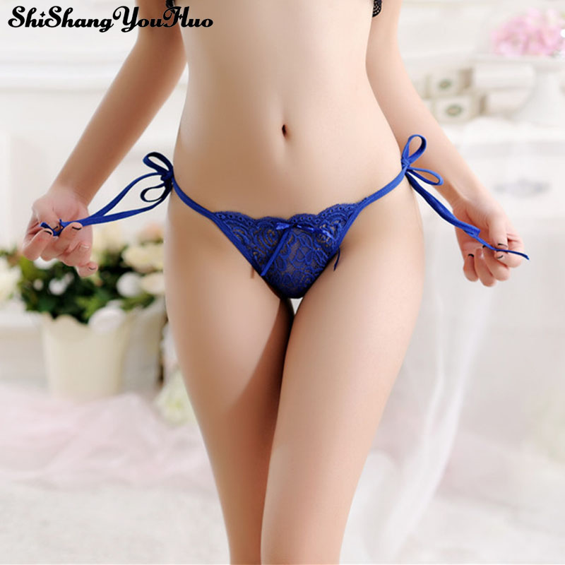 Sexy Bandage G String Women Crotch Thongs Panties Intimates Breathable Women Lingerie Underwear Girl Thongs Tangas Big Size 1513