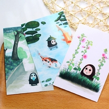 Studio Ghibli Spirit Away Merchandise – Postcard 30pcs/pack