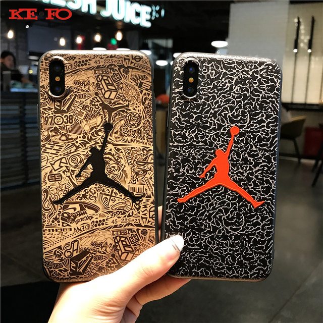 custodia iphone x jordan