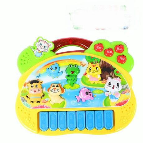 Learning Machine Learning & Education Toys & Hobbies Children toys can tell story the keyboard music of piano toys 2017 new hot