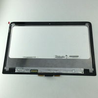13.3'' For HP Spectre x360 13 4000 series 13 4xxxx 13 4115 LCD Assembly Touch Screen Digitizer Laptop used parts 1920*1080