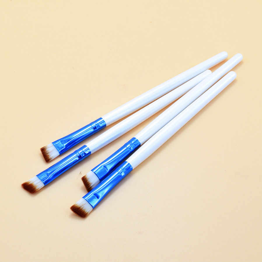 2019 NEW Women's Fashion Brushes 1PCS Wooden Foundation Cosmetic Eyebrow Eyeshadow Brush Makeup Brushes Sets Tools