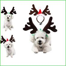 Christmas Funny Holiday Dance Dress Supplies Reindeer Hairpi