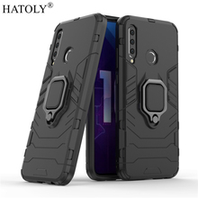 For Huawei Honor 10i Case Cover for Magnetic Finger Ring Phone Protective Hard Armor