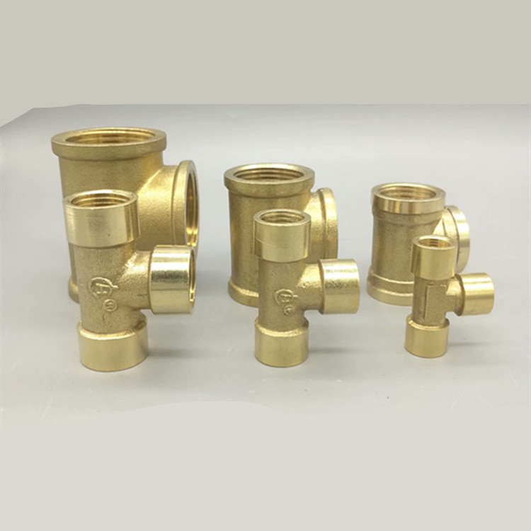Brass Pipe Plumbing Fitting 1/8