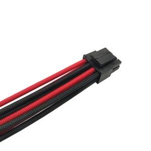 Image 5 - WinKool Nhiều màu Lựa Chọn Riêng Lẻ CPU 8Pin Nam Loại 3/4 Tay Cáp Cho CORSAIR PSU Tất Cả AXi HXi RMi RMX RM SF Series