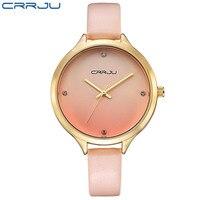 Vrouwen Armband Horloge Beroemde merk Dames Faux Leather Analoge Quartz Horloge Klok Vrouwen relojes mujer hot selling