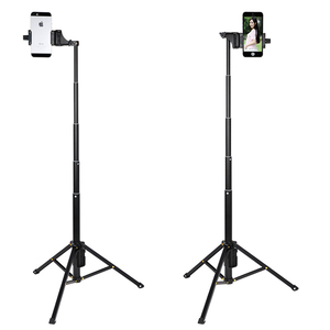 Image 5 - 3 in 1 Yunteng 1688 Bluetooth Remote Shutter Portable Handle Selfie Stick Mini Table Tripod For IOS Android Iphone Samsung Gopro