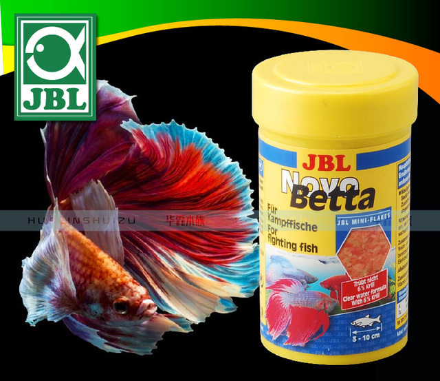 Acheter jbl flocons de nourriture pour for Nourriture poisson betta