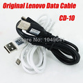 Original CD-10 Micro USB Data Charging Cable Micro 5pin Cable for Lenovo K3 A5000 S660 Vibe Shot Z90 S820 P70 A319 A1000