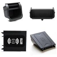 Qi Wireless Charging Phone Holder Qi Wireless Charger For Mercedes Benz A C CLA GL GLA GLC GLE GLS ML