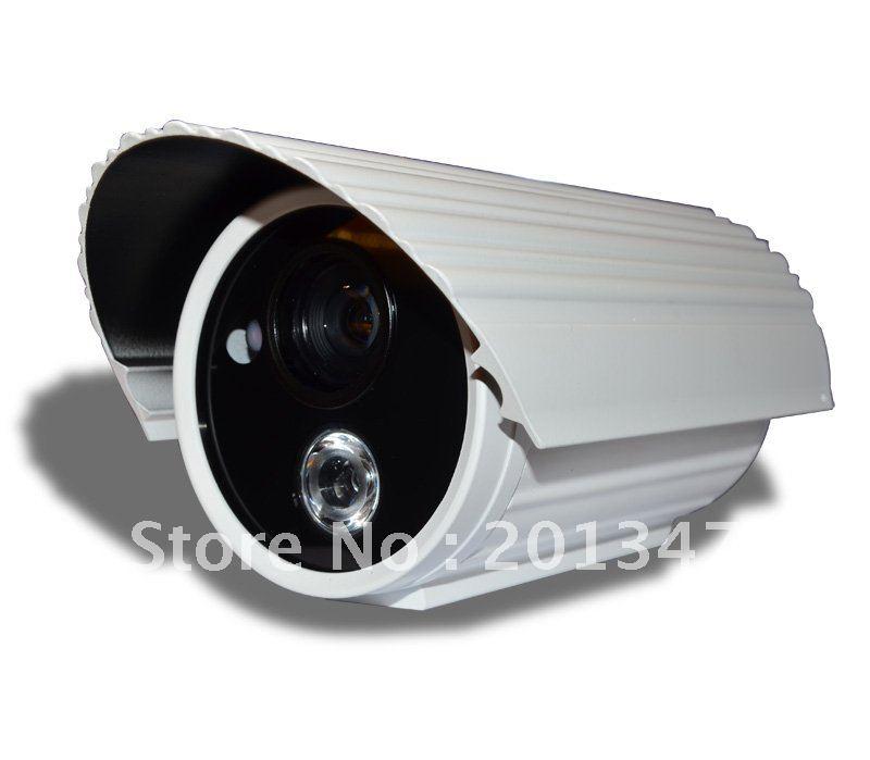 1.3MP SINGLE ARRAY LEDS C-MOUNT SONY 600TVL LENS IR CCTV CCD HD WATERPROOF CAMERA 1 3mp single array leds c mount sony 600tvl lens ir cctv ccd hd waterproof camera