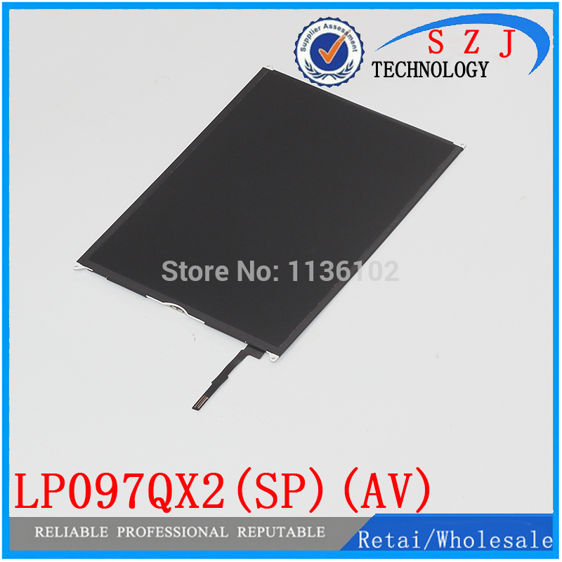 Original 9.7'' inch LCD Screen LP097QX2(SP)(AV) For iPad Air 5 5th iPad 5 LCD Display Screen Panel Replacement Free Shipping