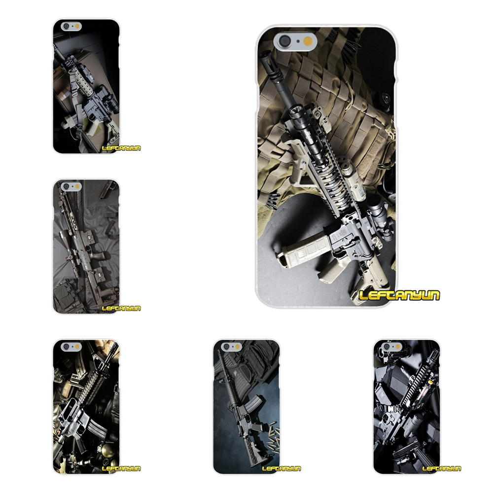 Phone Bags & Cases Modest For Samsung Galaxy A3 A5 A7 J1 J2 J3 J5 J7 2015 2016 2017 Rifles Guns Weapons Bullet Pattern Accessories Phone Cases Covers Nourishing The Kidneys Relieving Rheumatism