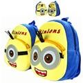Plush Cartoon Kid School Backpack For Child School Bag For Kindergarten Baby Mochila Infantil Student School Boy Backpack