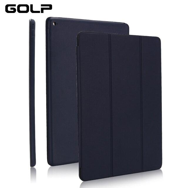 Dünne Intelligente Fall Abdeckung für iPad Pro 12,9 2015 2016, PU Leder Folding Folio Fällen für iPad Pro 12,9 2017 pro 11 12,9 2018 2020