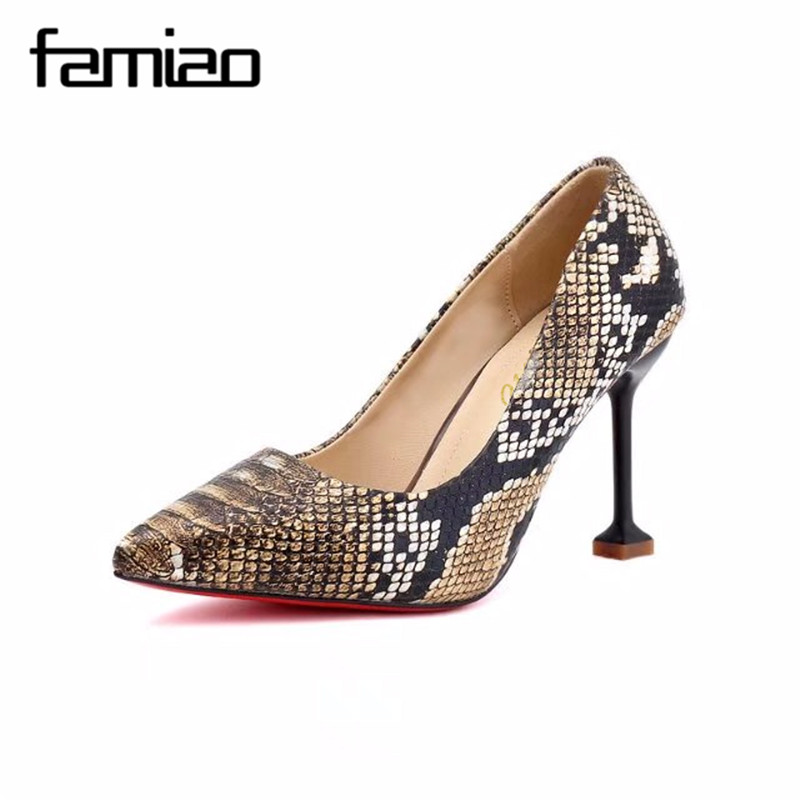 big size fashion scarpe donna tacco alto sexy flock ankle wrap zapatos mujer chaussure femme women high heel women shoes sandals FAMIAO women pumps high heel zapatos mujer wedding shoes  ladies shoes chaussure femme talon pointed toe party pumps