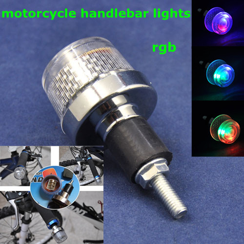 Airmail shipping motorcycle handlebar lightsrgb led bike front airmail shipping motorcycle handlebar lightsrgb led bike front lightingpush button mozeypictures Choice Image