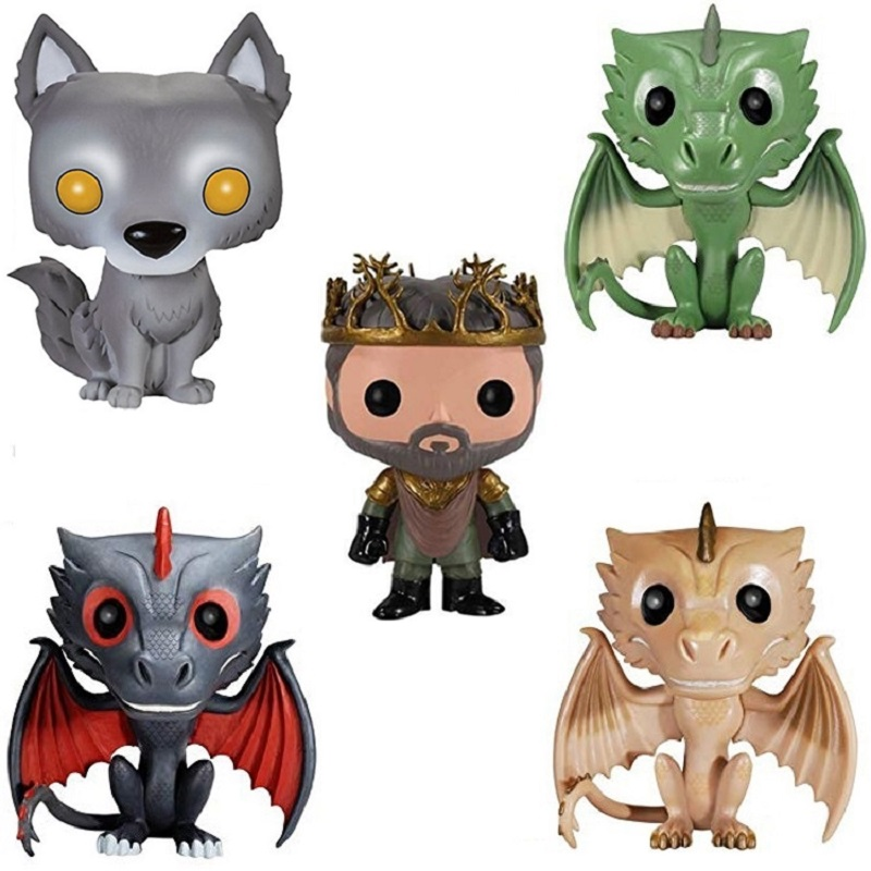 POPPEN New A Song of Ice and Fire Game of Thrones Action