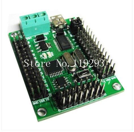 [[SA]32 Servo Controller Servo controller with basic instruction in offline mode USB compatible SSC32--2PCS/LOT original servo controller sgdb 20an