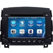 Car DVD Player Fit Hyundai SONATA NF YU XIANG 2006 2007 2008 – In-Dash Navigation GPS 3G Radio Bluetooth Steering Wheel Control