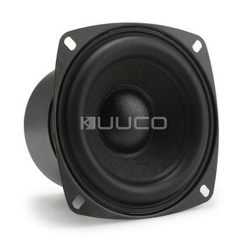 6 Ohm Lautsprecher   DIY Lautsprecher Hallo-fi Audio Lautsprecher 40W Antimagnetisch Stereo Woofer Lautsprecher 4-zoll 6 Ohm Subwoofer Lautsprecher Bass Lautsprecher
