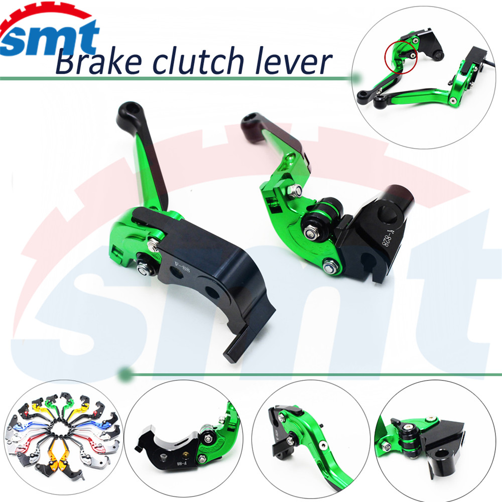 Moto Brake Clutch Levers Folding extendable handlebar lever For YAMAHA XJR 1300/Racer 04 05 06 07 08 09 10 11 12 13 14 15 motofans cnc clutch brake levers adjuster for moto guzzi stelvio 2008 2015 norge 1200 gt8v griso 06 07 08 09 10 11 12 13 14 15