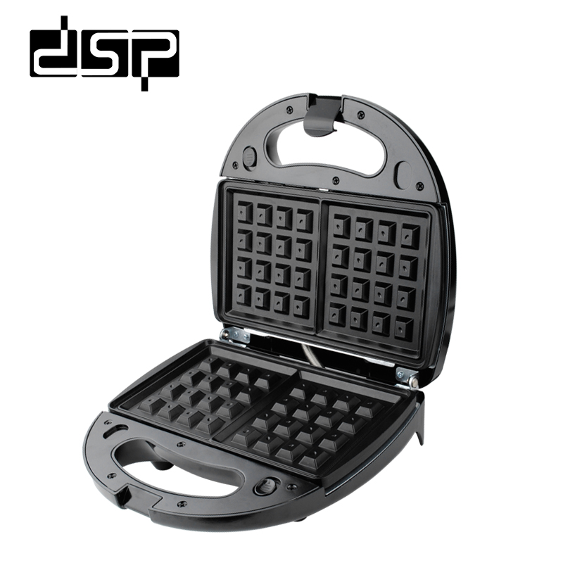 DSP 3 en 1 gaufrier Machine à Sandwich Barbecue Machine multi-fonction électrique cuisson casserole 750 W 220-240 V