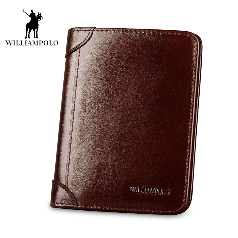2018 New Wallet Men Purse Fashion Leather 6 Card Holder SIM Card Holder Brand Wallet Men Split Cow Leather Purse Small Purses цена
