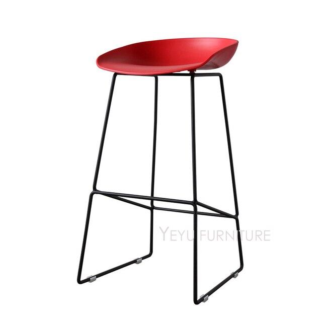 Design Moderne Siège Hauteur 65 Cm 75 Cm Cuisine Chambre Tabouret De