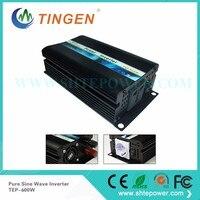 Чистая синусоида постоянного тока в переменного тока инвертор 600 Вт для домашнего использования