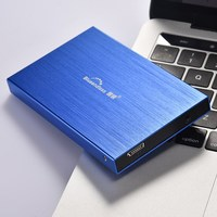 100 Real Portable External Hard Drives 500gb For Desktop And Laptop Hard Disk HDD