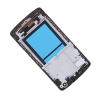 Black For LG Google Nexus 5 D820 D821 Touch Screen Digitizer Sensor Glass + LCD Display Panel Monitor Assembly with Frame Bezel