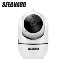 SEEGUARD HD 1080/720P Wireless Ip Camera Conico Cloud Intelligent Automatic Security Wifi Camera Mini CCTV Indoor Outdoor Camera